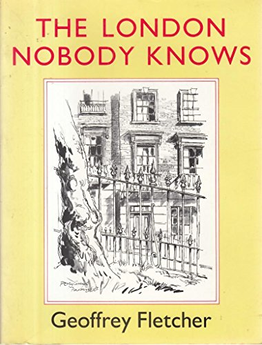 9780304316793: The London Nobody Knows