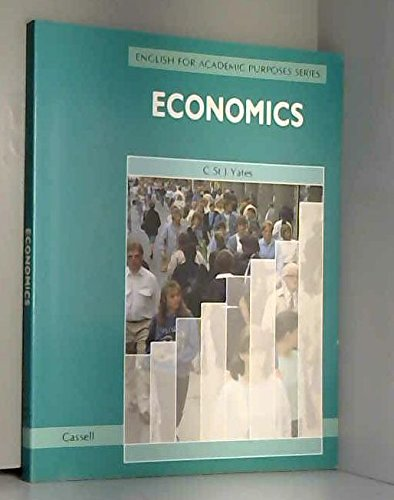 9780304317561: Economics: Student's Book (English for Academic Purposes Series) (EAPS)