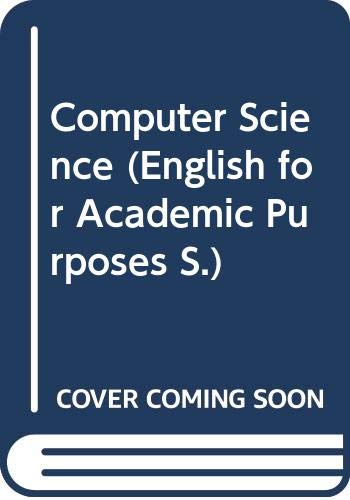 9780304317622: Computer Science (English for Academic Purposes)
