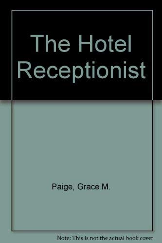 9780304318728: The Hotel Receptionist