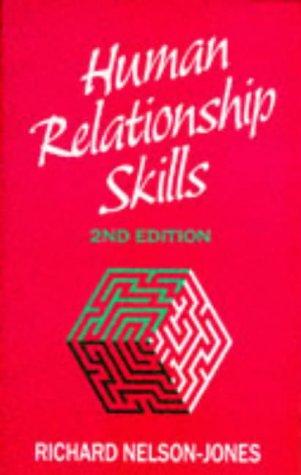 9780304319626: Human Relationship Skills: Training and Self-help