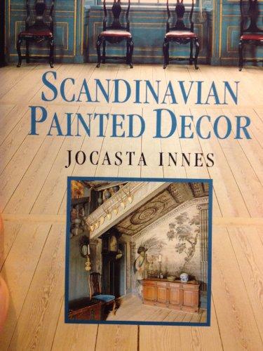 9780304319985: Scandinavian Painted Decor