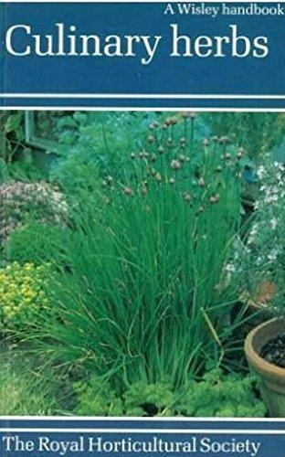 9780304320318: Culinary Herbs (Wisley Handbook)