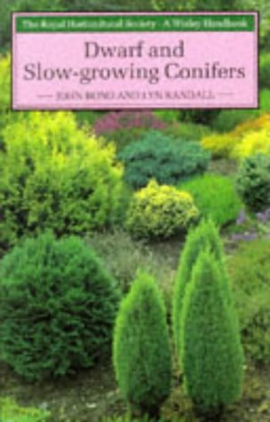 Dwarf and Slow-Growing Conifers (Wisley Handbook): Bond, John, Randall, Lyn