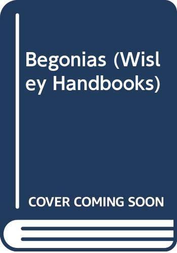 9780304320691: Begonias