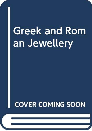 Greek and Roman Jewellery: Coarelli, Filippo