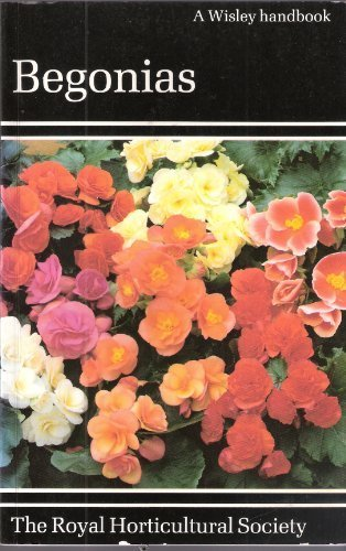 9780304321810: Begonias (Wisley Handbook)