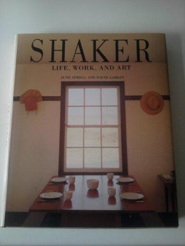 9780304322350: Shaker: Life, Work and Art