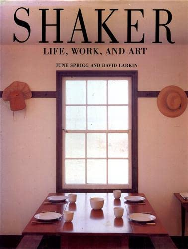 9780304322350: 'SHAKER: LIFE, WORK AND ART'