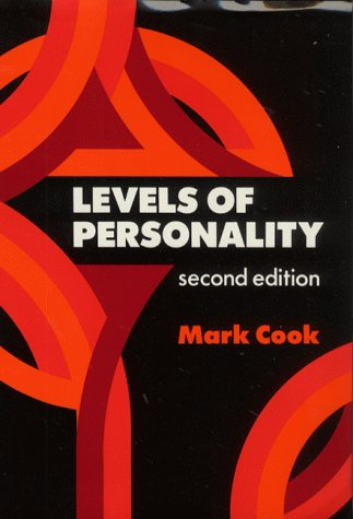 9780304324255: Levels of Personality