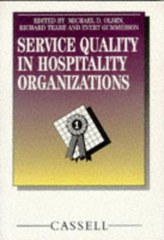 9780304327867: Service Quality in Hospitality Organizations