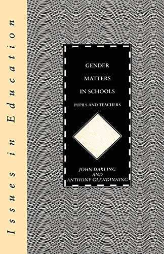 9780304328055: Gender Matters in Schools (Issues in Education S)
