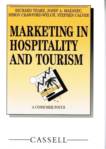 9780304328253: Marketing in Hospitality and Tourism: A Consumer Focus (Hotel & catering)