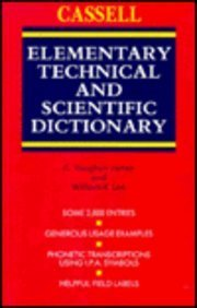 9780304331437: Cassell Elementary Technical and Scientific Dictionary