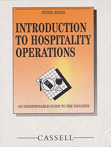 Information Technology in the Hospitality Industry