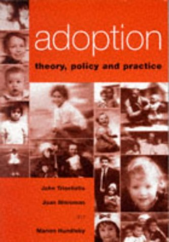 9780304334810: Adoption: Theory, Policy and Practice