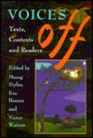 9780304335794: Voices Off: Texts, Contexts and Readers (Cassell education series)
