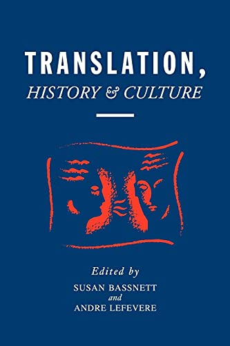 9780304336227: Translation, History and Culture