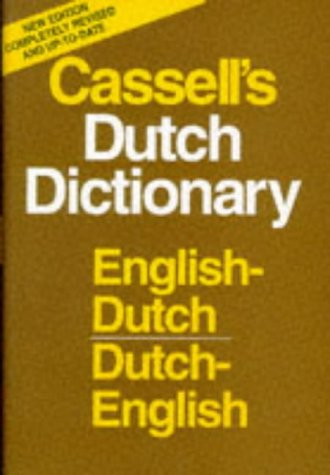 9780304337040: Cassell's Dutch Dictionary: English-Dutch, Dutch-English