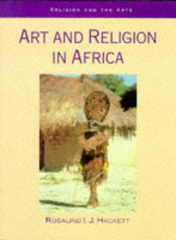 9780304337521: Art and Religion in Africa (Religion & the Arts)