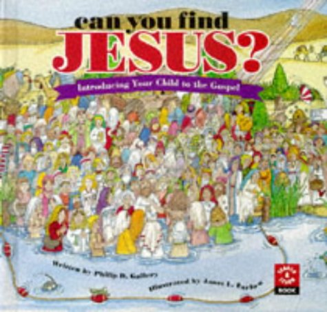 9780304339686: Can You Find Jesus?: Introducing Your Child to the Gospel (Storykeepers)