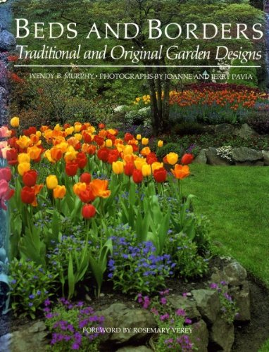 9780304340170: Beds and Borders: Traditional and Original Garden Designs (Traditional & original garden designs)