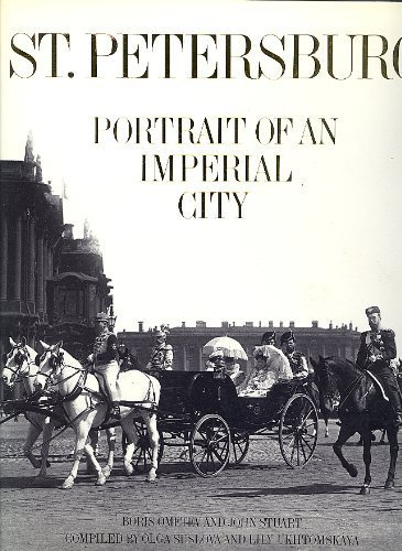 9780304340224: St.Petersburg: Portrait of an Imperial City