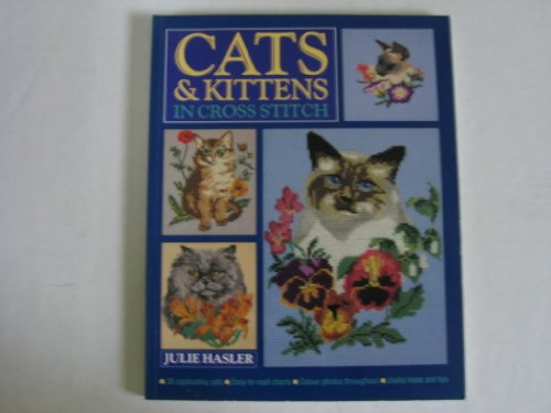 9780304341306: Cats & Kittens in Cross Stitch