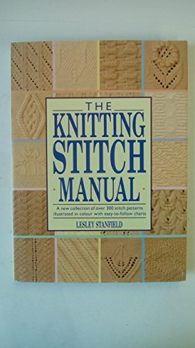 9780304341375: The Knitting Stitch Manual