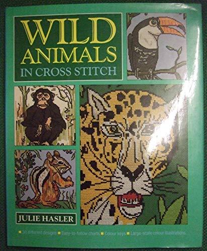 9780304341719: Wild Animals in Cross Stitch: Wildlife Designs from Around the World