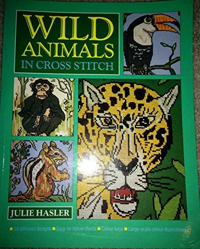 9780304341733: Wild Animals in Cross Stitch