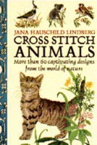 Cross Stitch Animals: Lindberg, Jana Hauschild