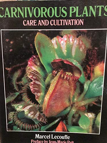 9780304343300: Carnivorous Plants Care and Cultivation