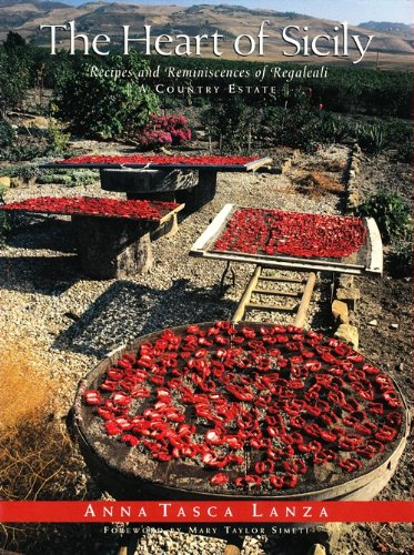 9780304343614: Heart of Sicily: Recipes and Reminiscences of Regaleali - A Country Estate