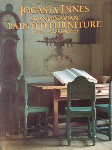 9780304343850: Scandinavian Painted Furniture: A Step-By-Step Workbook