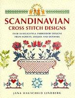 Scandinavian Cross Stitch Designs: Lindberg, Jana Hauschild