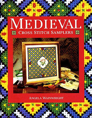 9780304344420: Medieval Cross Stitch Samplers