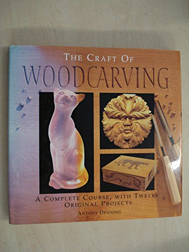 9780304344673: The Craft of Woodcarving
