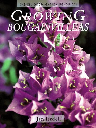 9780304345342: Growing Bougainvilleas (Cassell Good Gardening Guides)