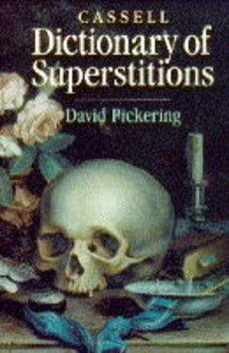 9780304345359: Dictionary of Superstitions