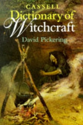 9780304346073: Cassell Dictionary of Witchcraft