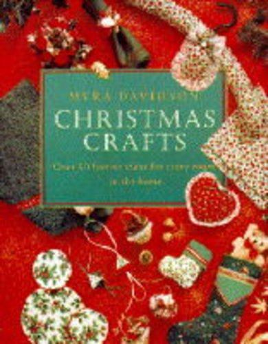 Christmas Crafts: Davidson, Myra