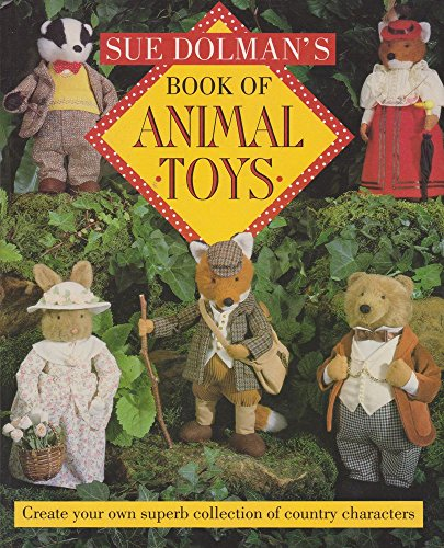 9780304348213: Sue Dolman's Book of Animal Toys