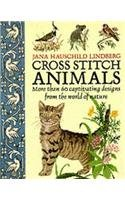 9780304348350: Cross Stitch Animals: More Than 60 Captivating Designs from the World of Nature