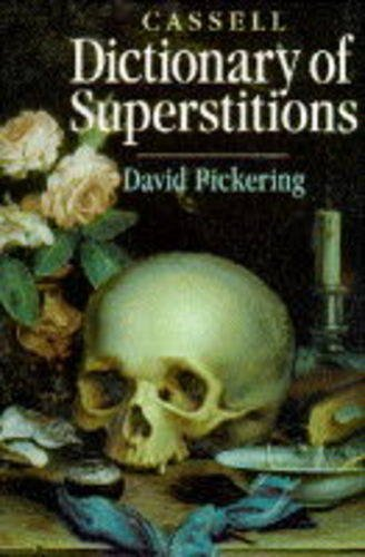 9780304348732: Cassell Dictionary of Superstitions