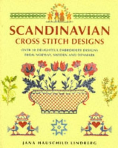 9780304349517: Scandinavian Cross Stitch Designs: Over 50 Delightful Embroidery Designs from Norway, Sweden and Denmark