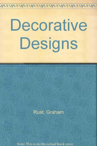 9780304349890: Decorative Designs