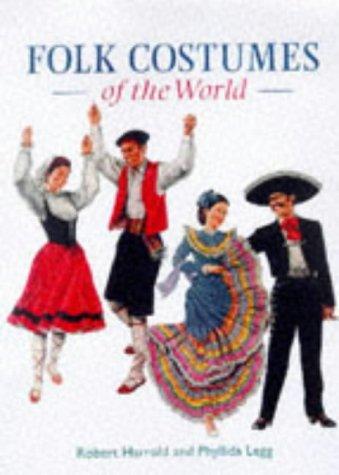 9780304350292: Folk Costumes Of The World
