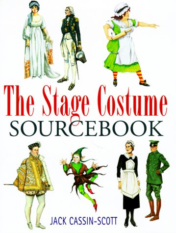 9780304350681: The Stage Costume Sourcebook