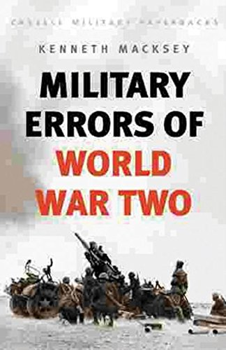 9780304350834: Military Errors Of World War Two (Cassell Military Classics)